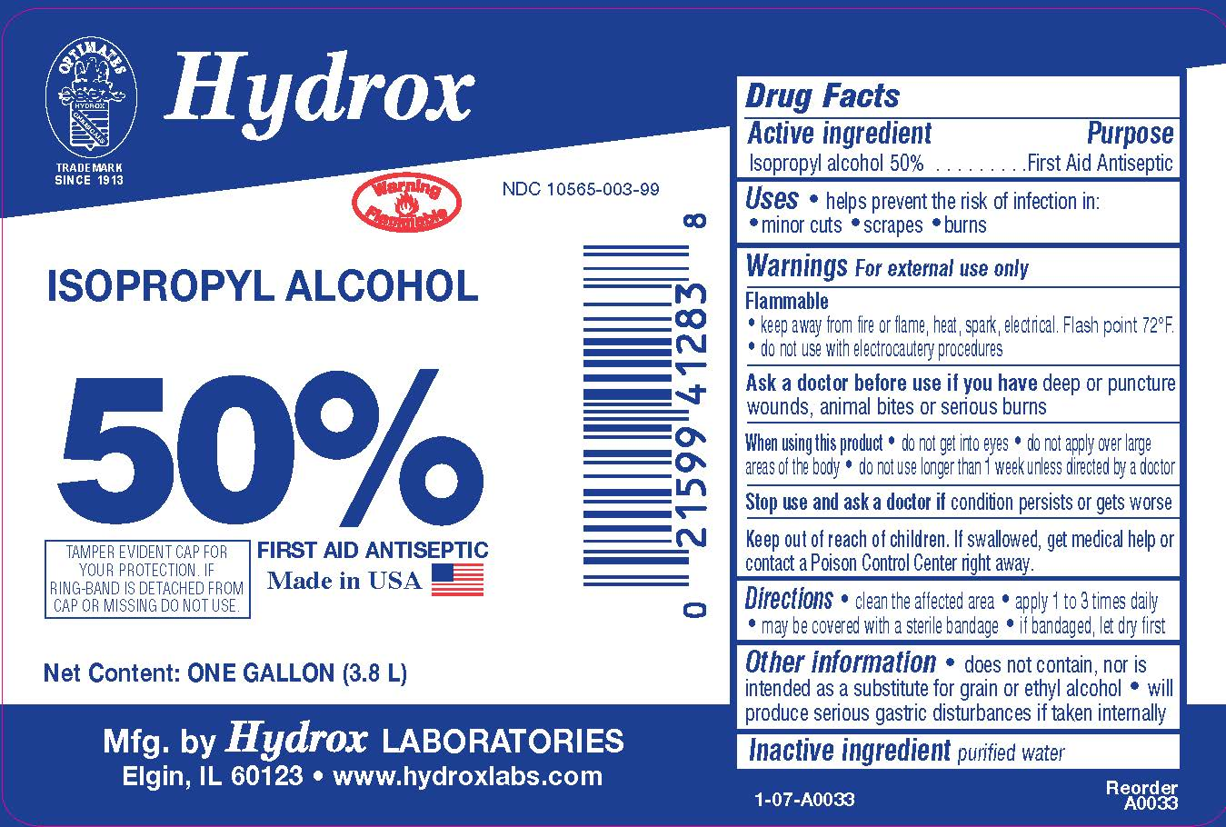 isopropylalcohol