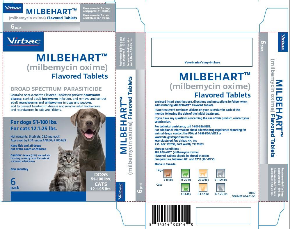 23 mg Carton Label