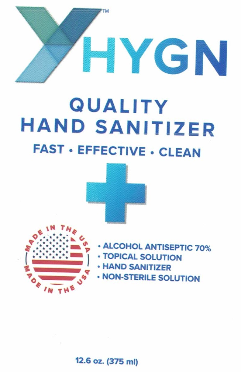 01b LBL_Yhygn_Hand Sanitizer_12.6oz_front