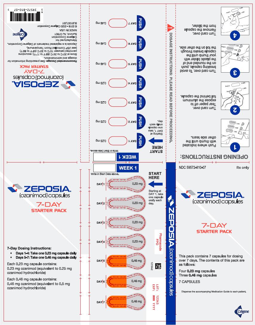 PRINCIPAL DISPLAY PANEL - 7 Capsule Blister Pack