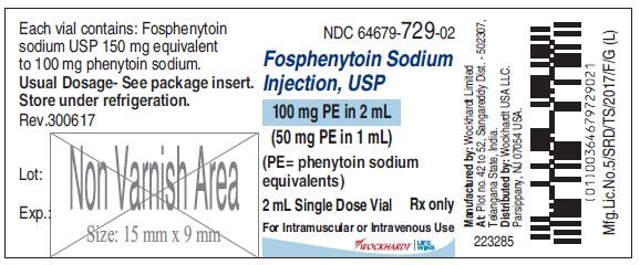 2 mL vial label