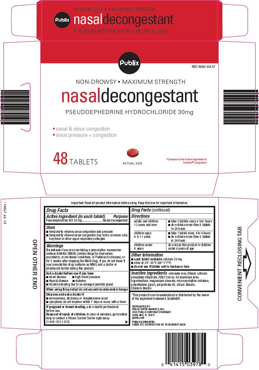 Publix Nasal Decongestant image