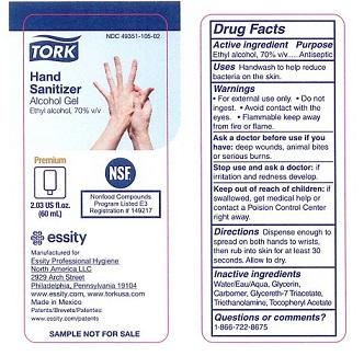 60 ml Label
