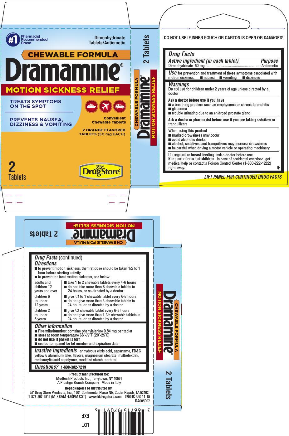 Principal Display Panel - 50 mg Tablet Pouch Carton