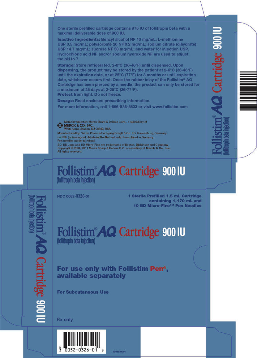PRINCIPAL DISPLAY PANEL - 900 IU Kit Carton