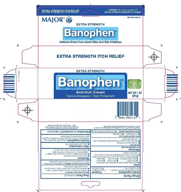 Banophen(tm) Carton