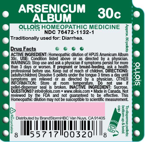 Arsenicum Album 30c