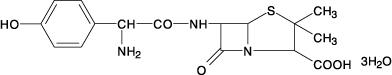 amoxicillin-chemical-structure