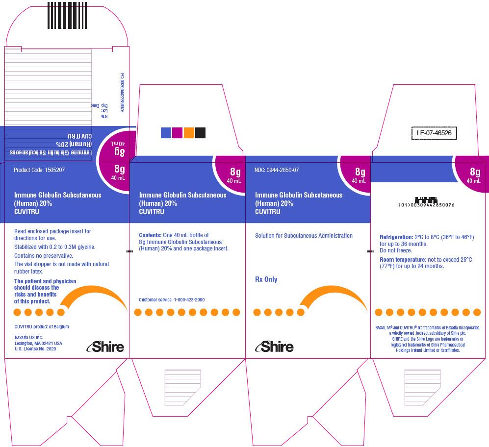 PRINCIPAL DISPLAY PANEL - 40 mL Vial Carton