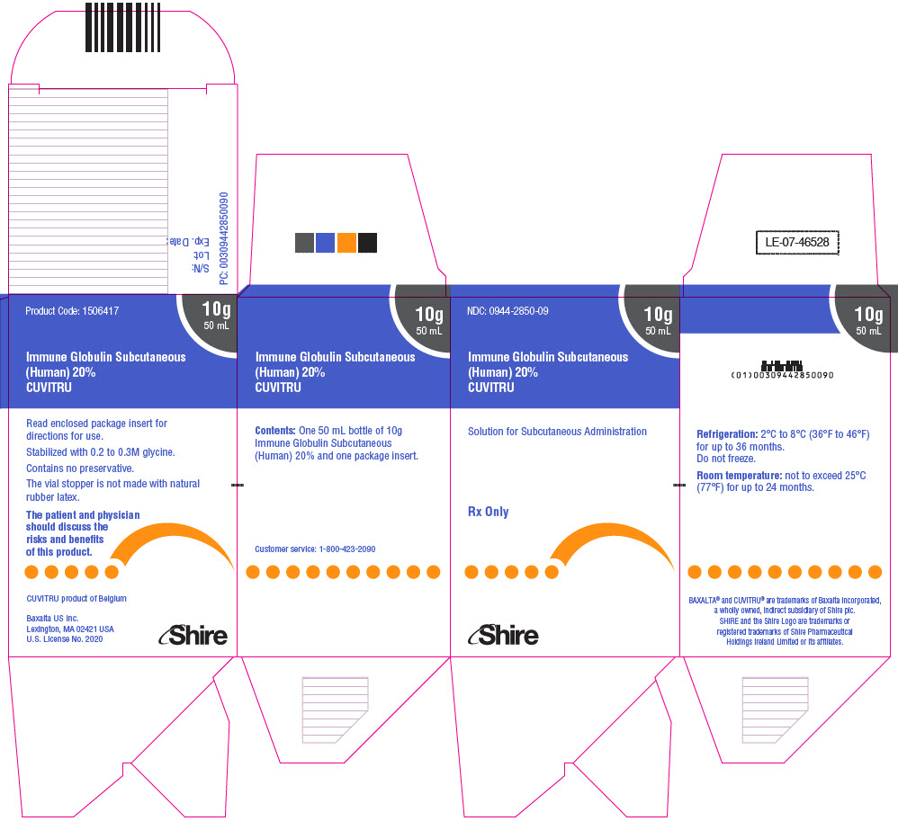 PRINCIPAL DISPLAY PANEL - 50 mL Vial Carton
