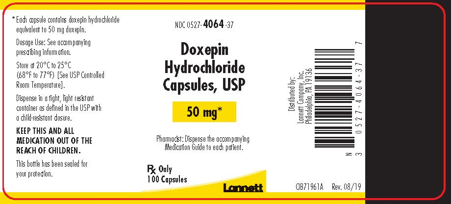 50 mg bottle label