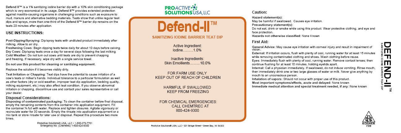 Defend II
