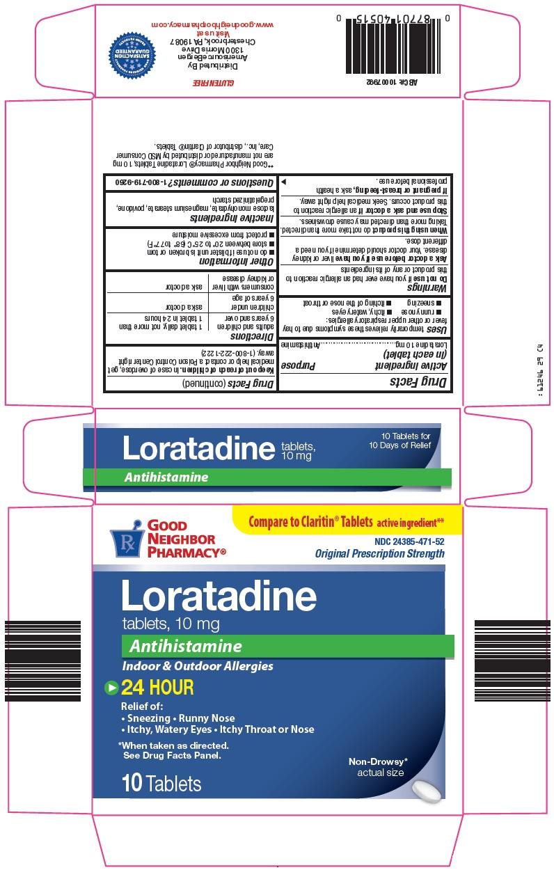 Good Neighbor Pharmacy Loratadine Tablets