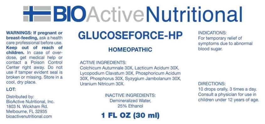 Glucoseforce-HP