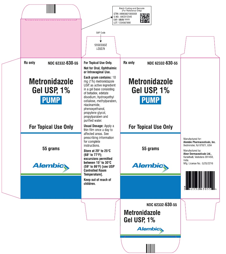 55 g Pump Carton Label