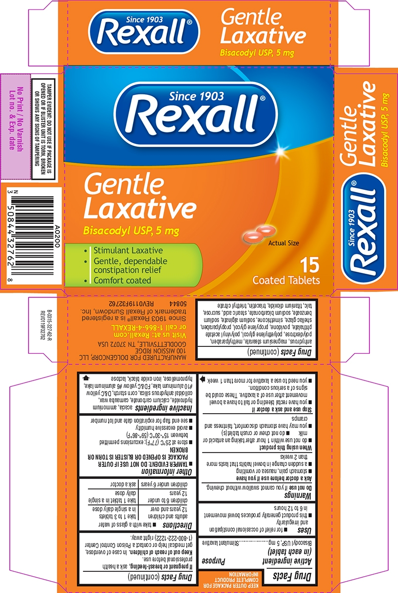 Rexall 44-327 REV0119F