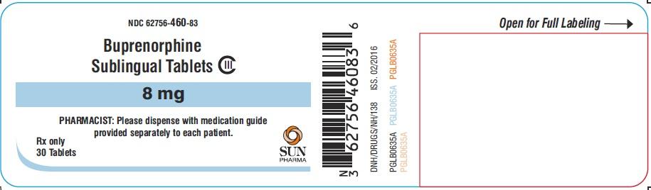 Buprenorphine-label-8mg