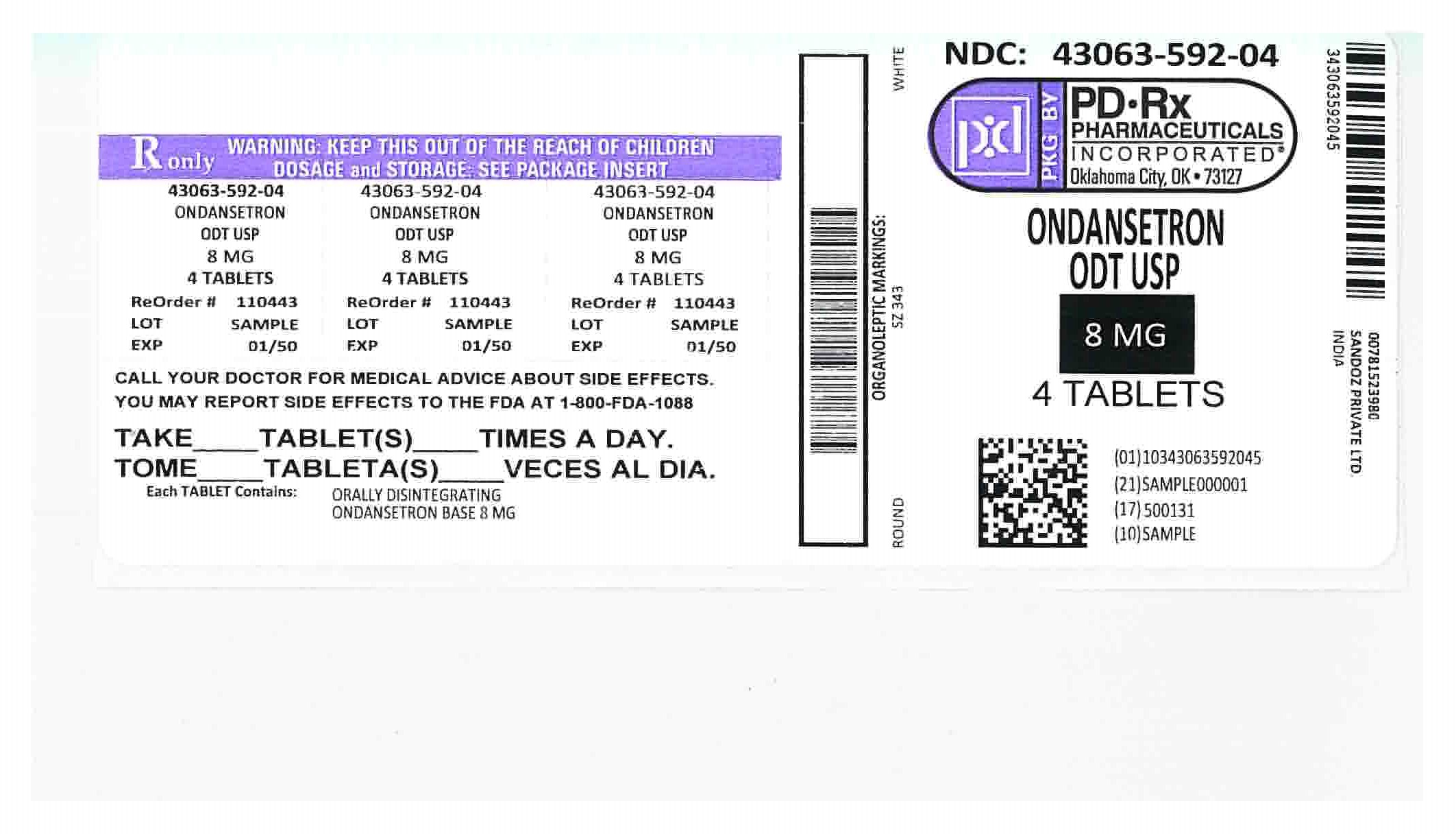 43063592 Label