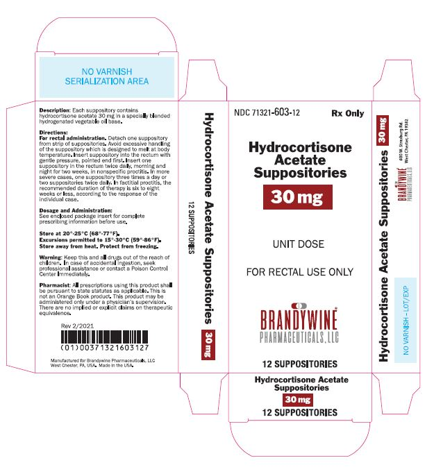 Hydrocortisone Acetate Label