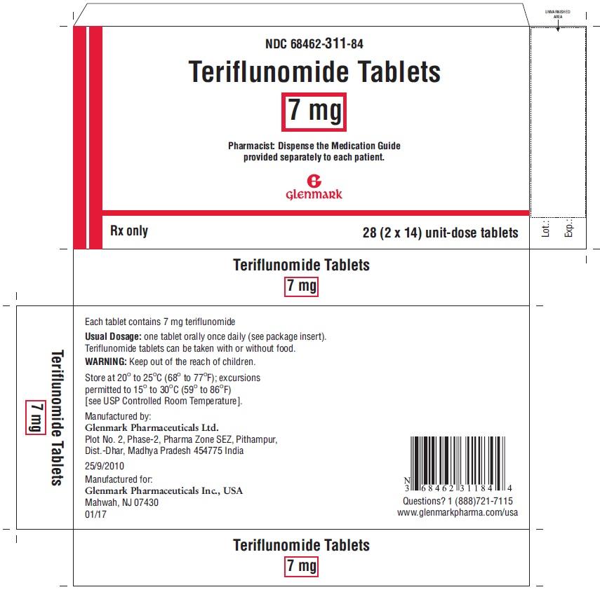 teriflunomide-tab-7mg-28's-carton