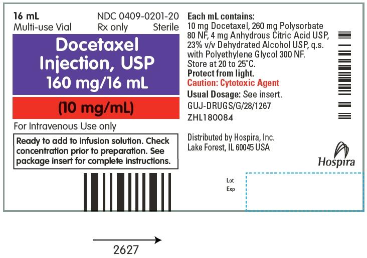 PRINCIPAL DISPLAY PANEL - 16 mL Vial Label