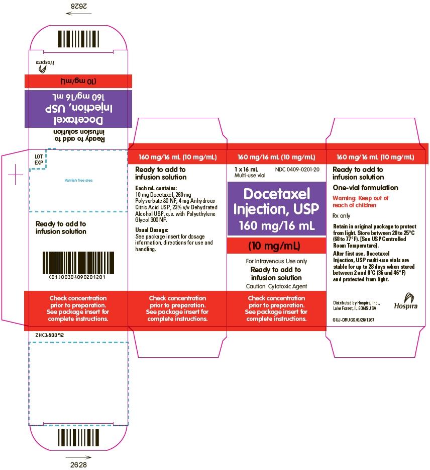 PRINCIPAL DISPLAY PANEL - 16 mL Vial Carton