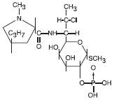 clindamycin-structure