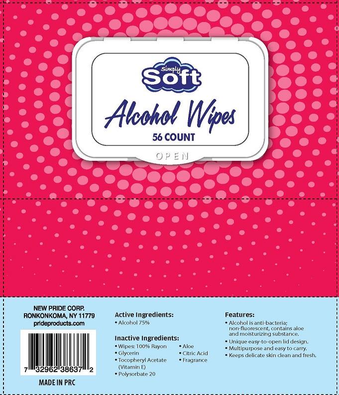 01b LBL_38637 Alcohol Wipes