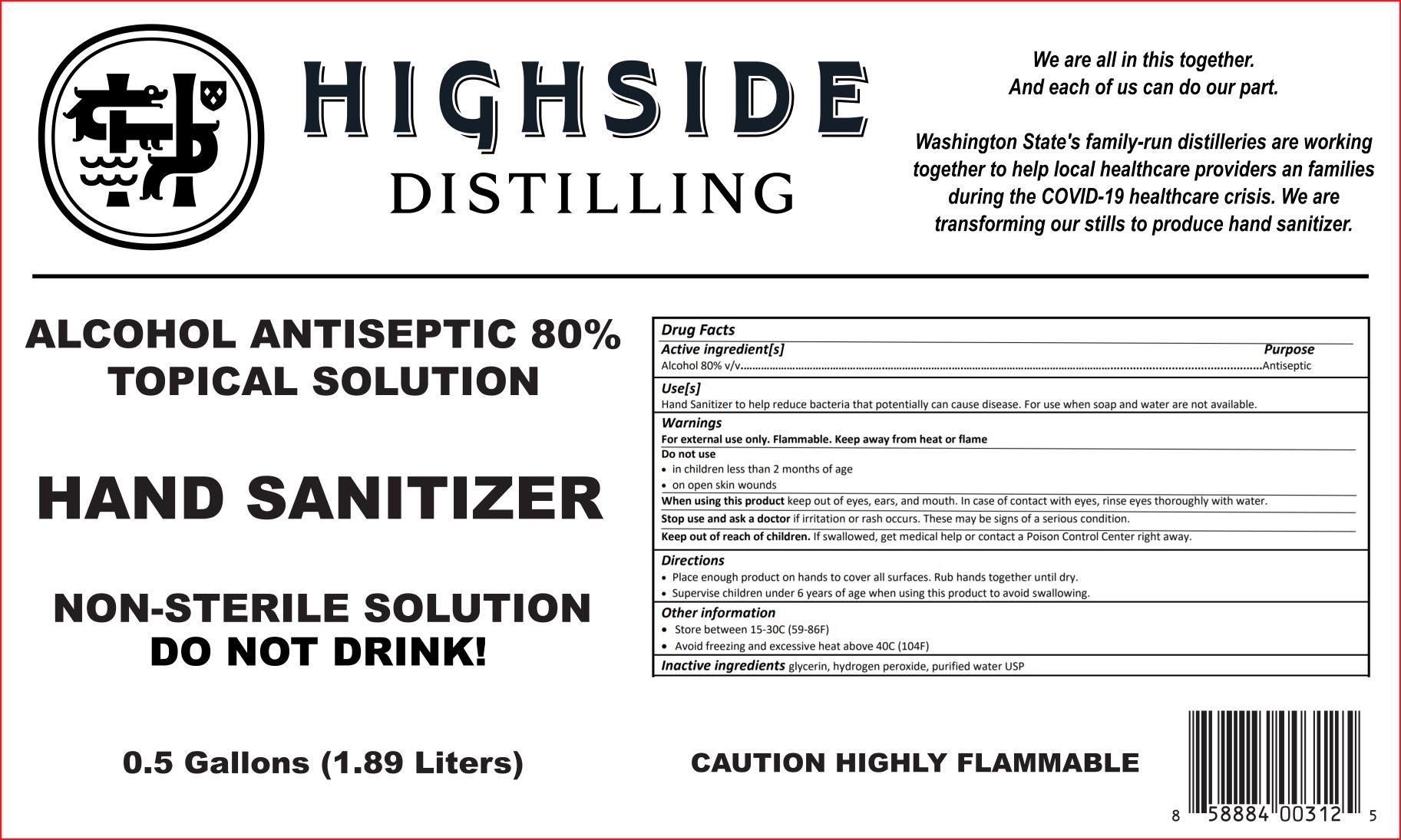 1.89 L Label
