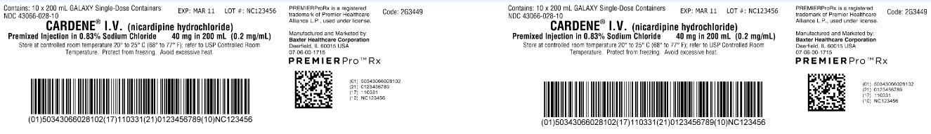 Representative Serialized label 43066-028-10