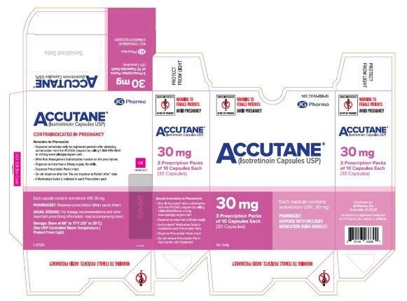 carton 30 mg