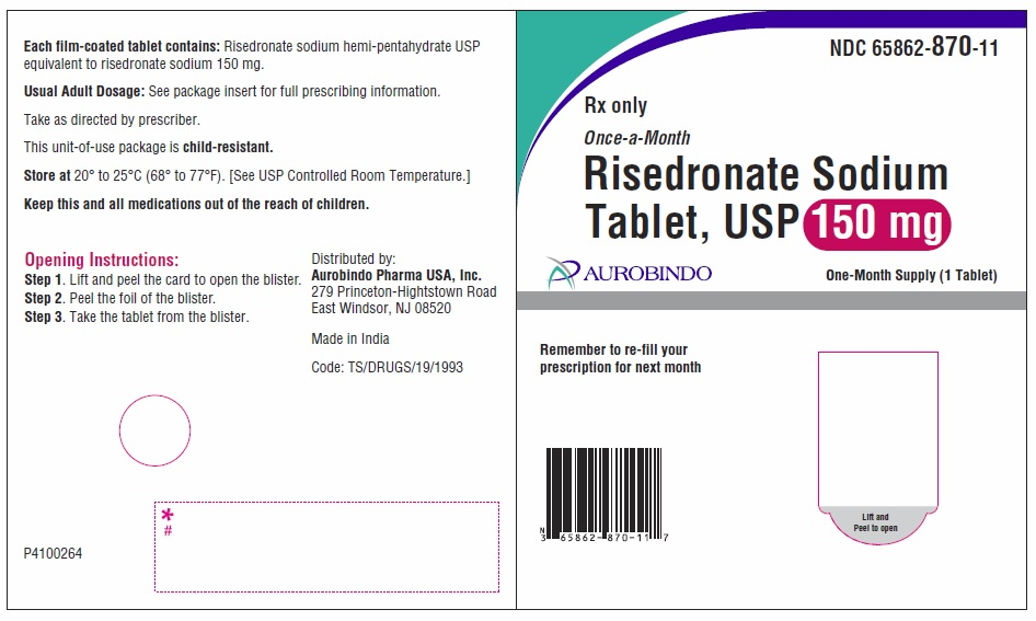 PACKAGE LABEL-PRINCIPAL DISPLAY PANEL - 150 mg Blister Card (1 Unit-of-use)