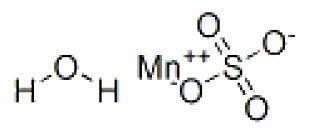 Manganese Structural Formula