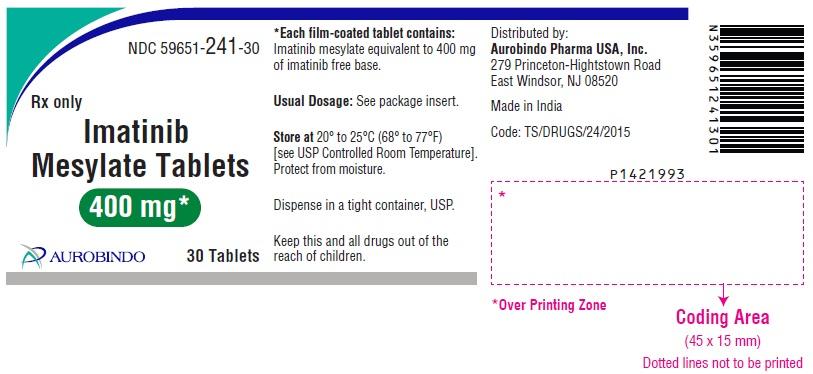 PACKAGE LABEL-PRINCIPAL DISPLAY PANEL - 400 mg - (30 Tablets Bottle)