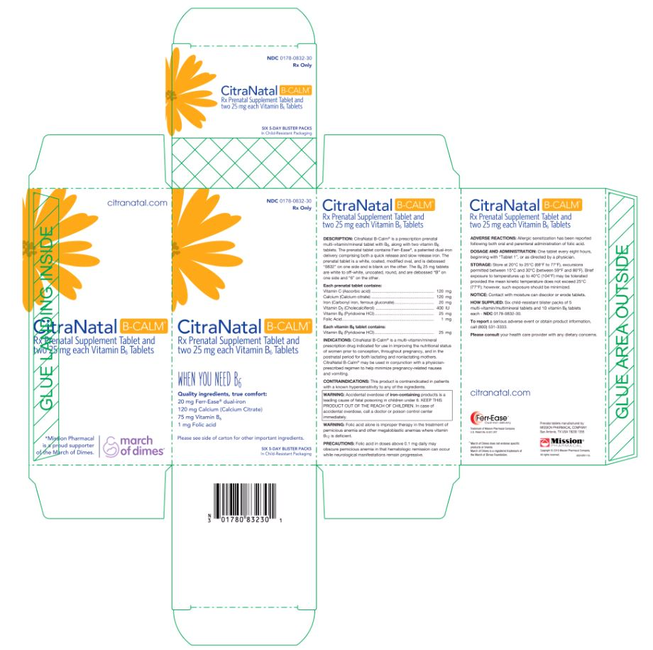 citranatal-bcalm-carton