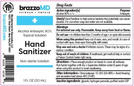 Brazmedics 1 fl oz