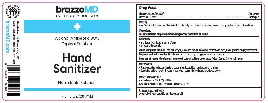 Brazmedics 9.5 fl oz