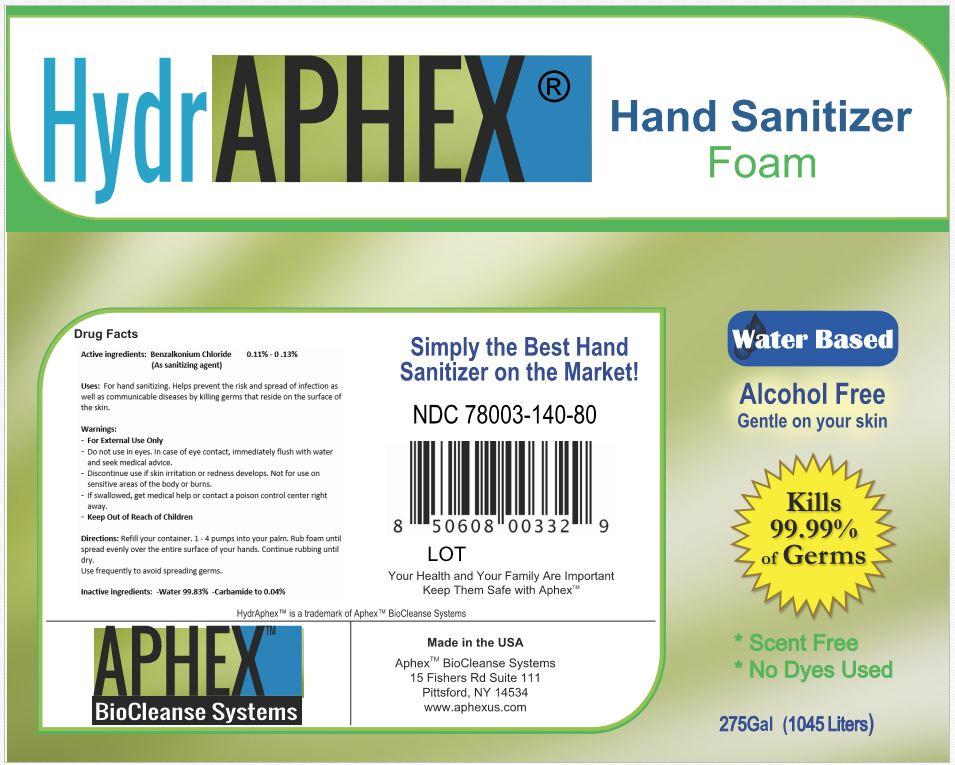 HydrAphex 275 Gallon