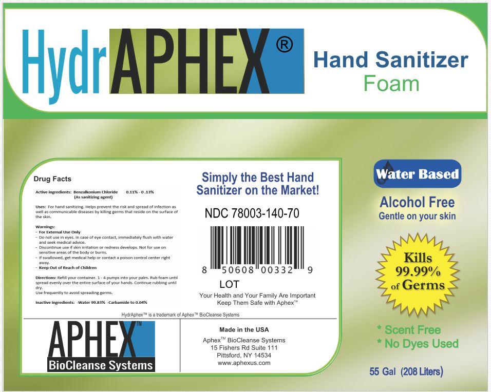 HydrAphex 55 Gallon