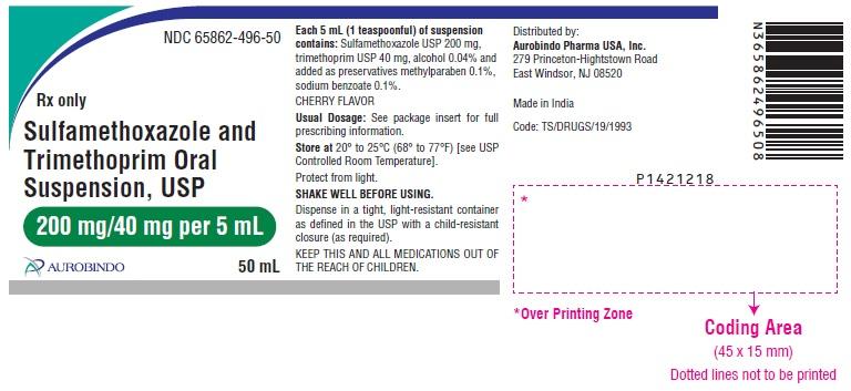 PACKAGE LABEL-PRINCIPAL DISPLAY PANEL - 200 mg/40 mg per 5 mL (50 mL Bottle)
