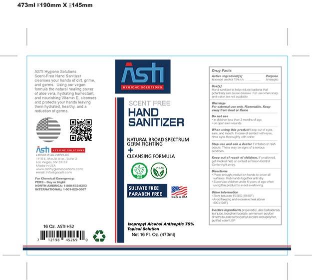 Hand Sanitizer 473 ml