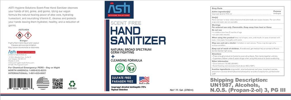 Hand Sanitizer 3785 ml
