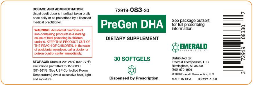 PRINCIPAL DISPLAY PANEL - 30 Capsule Bottle Label