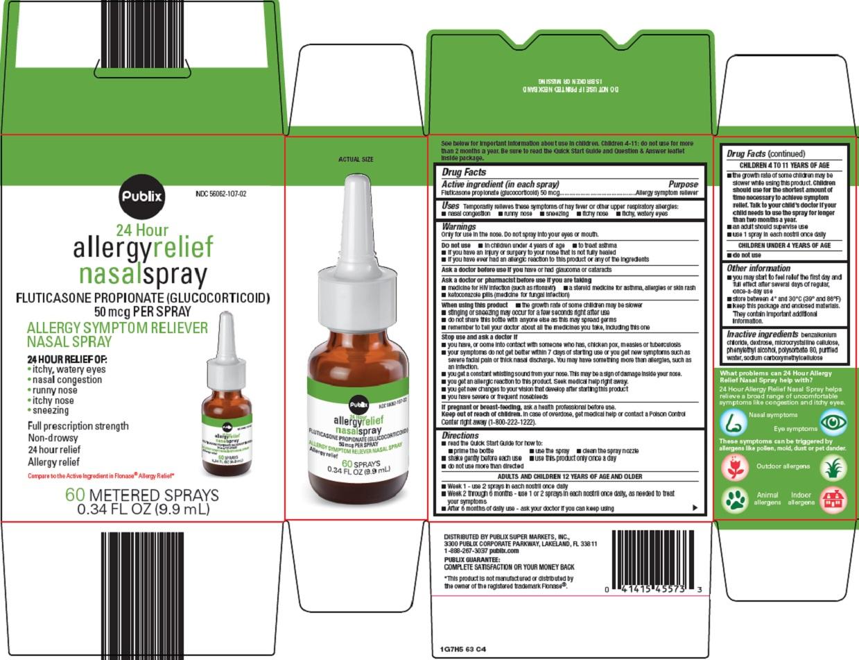 allergy relief nasal spray image