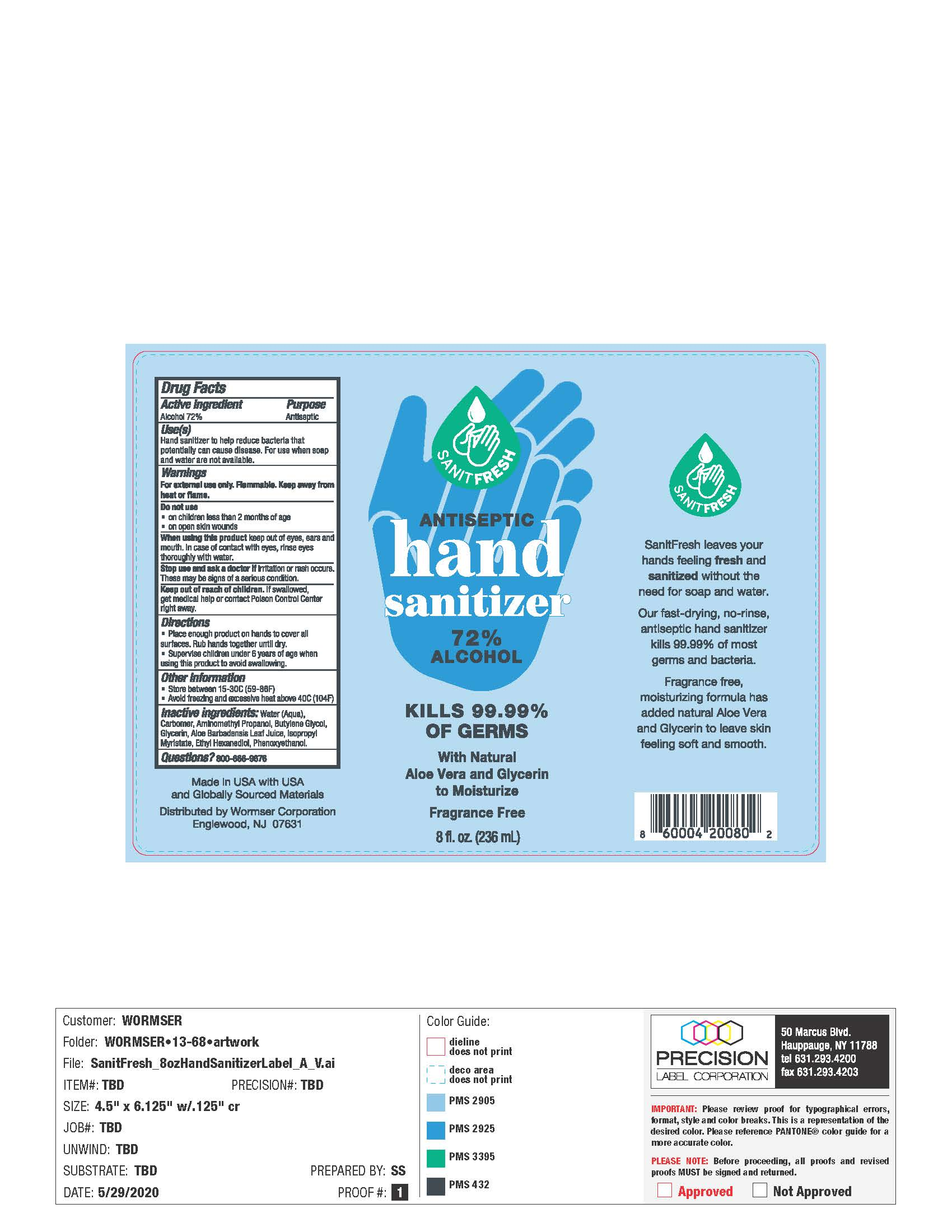 Packaging Label