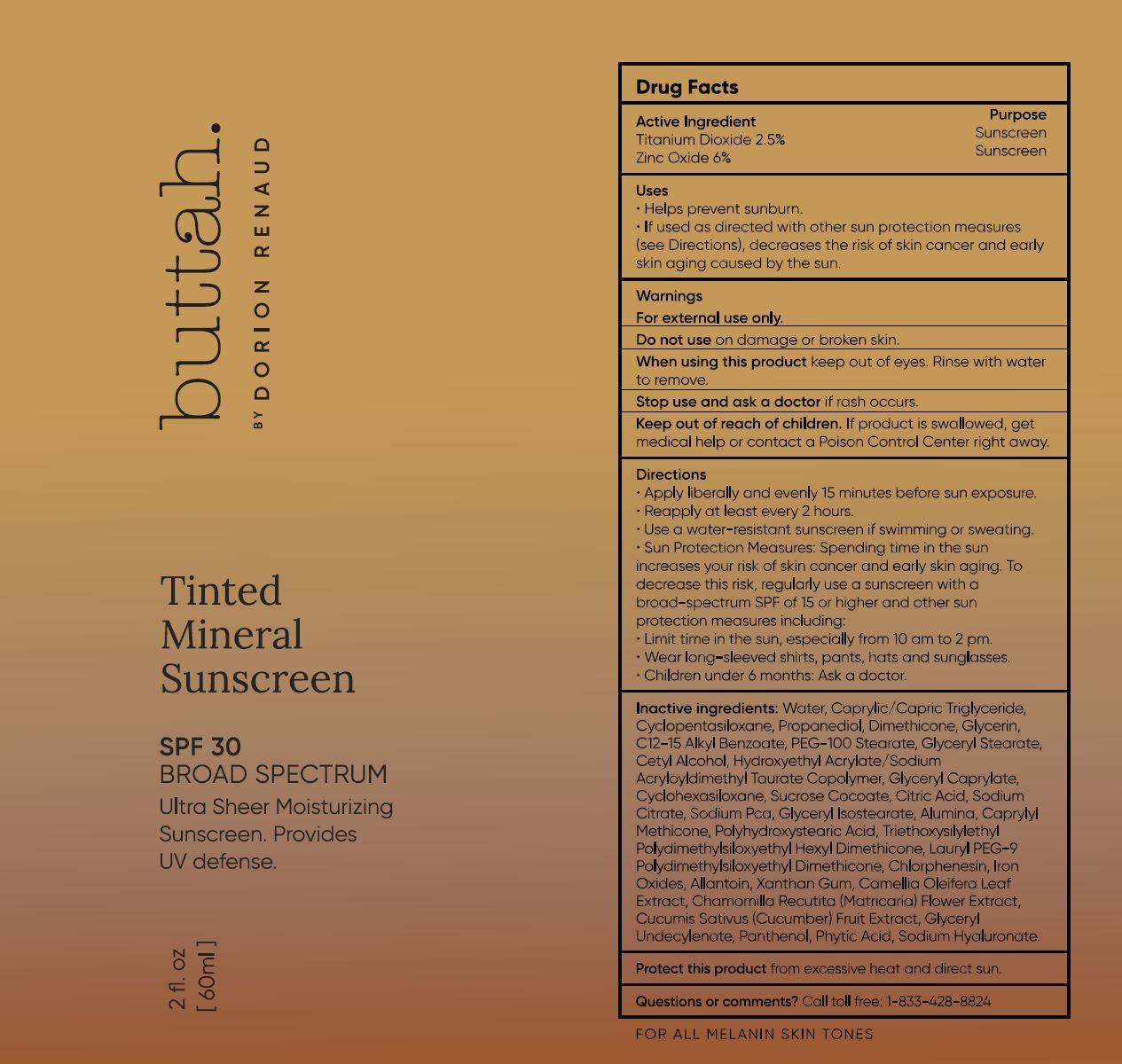 0-LBL_Buttah_Tinted Mineral Sunscreen SPF30_2oz