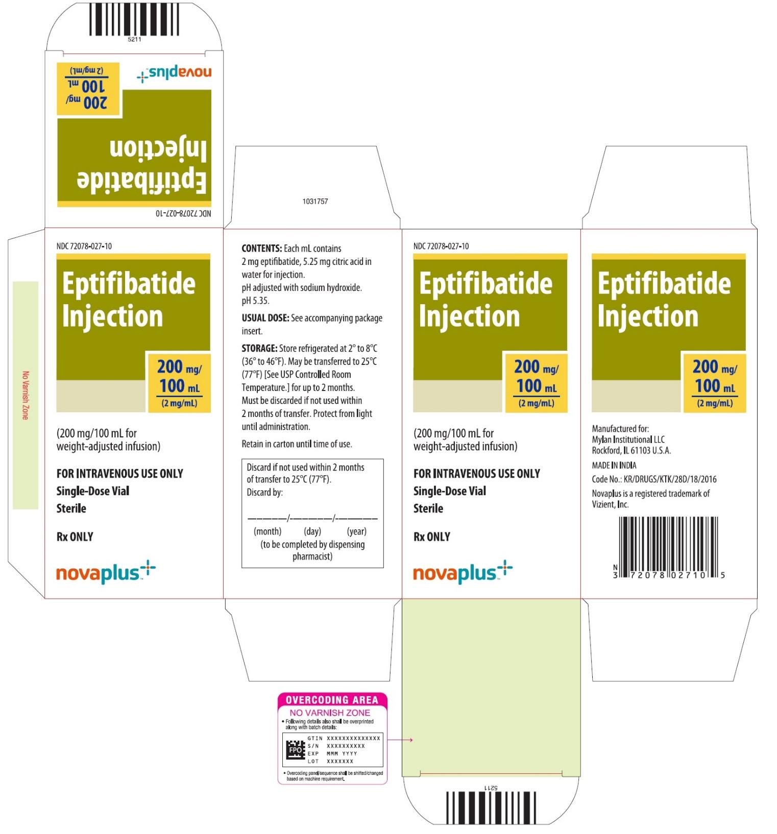 Carton 200 mg