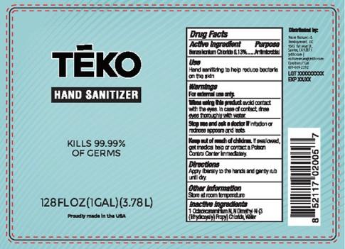 TEKO Label