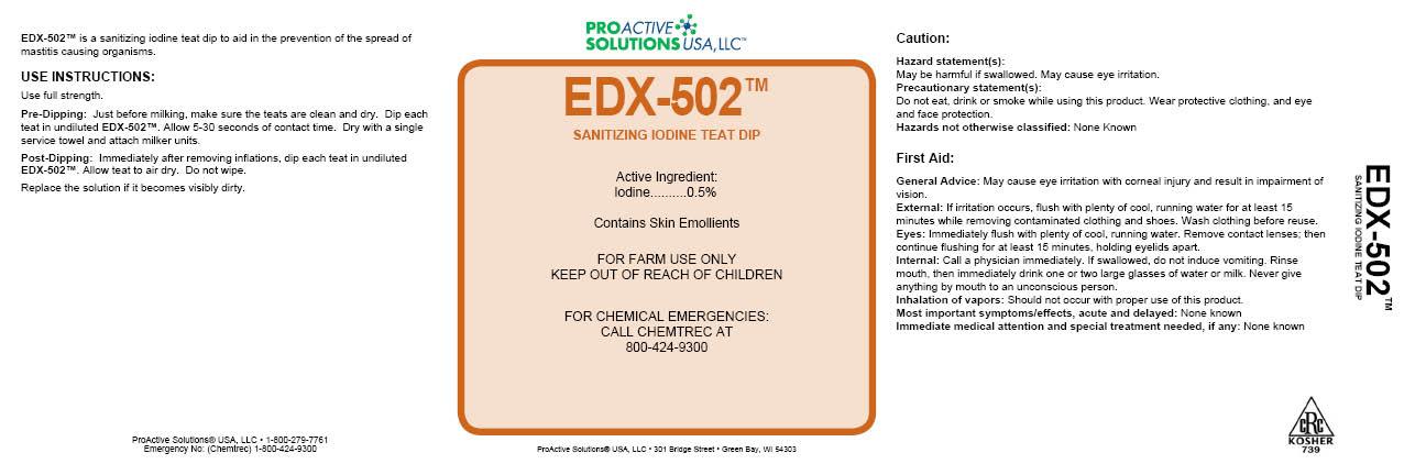 EDX-502