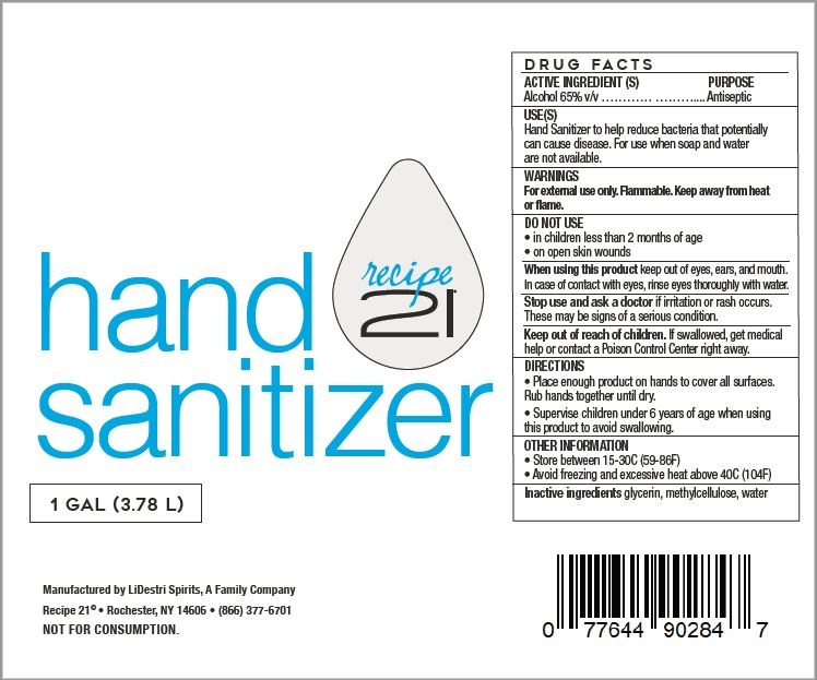 3780 mL Unscented